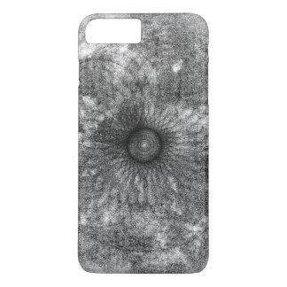 Grade abstrata capa iPhone 7 plus