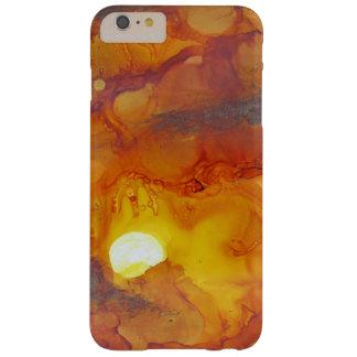 Grade do por do sol capa barely there para iPhone 6 plus
