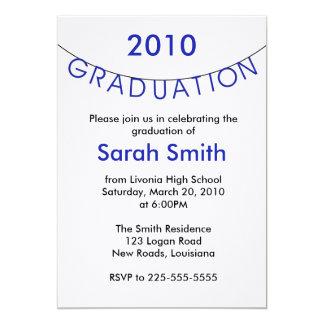 Graduação Convites Personalizado