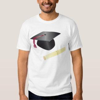 graduation camisetas