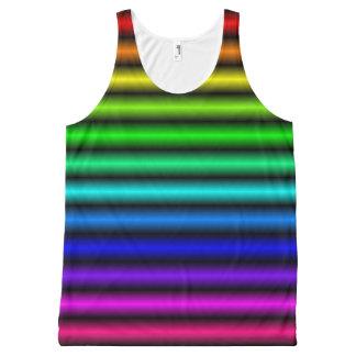 Graedient Spektrum™ unisex Regata Com Estampa Completa