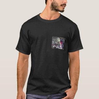 Graffiti 02 camiseta