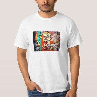 Graffiti 16 camiseta