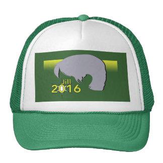 Gráfico de Jill 2016 do chapéu do camionista Boné