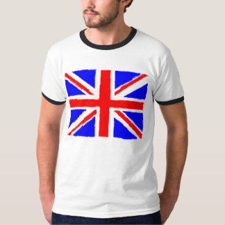 Gráfico de Union Jack Tshirt