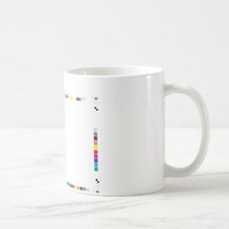 Gráfico Design_CMYK_01 Caneca De Café