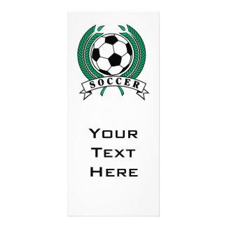 gráfico do emblema do futebol do louro modelos de panfletos informativos