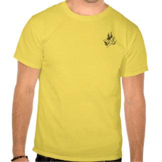 gráfico do judo camiseta