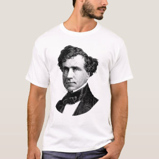 Gráfico do presidente Franklin Pierce Camiseta