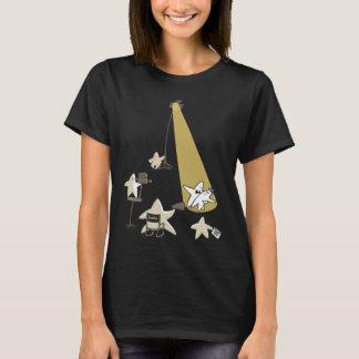 Gráfico engraçado dos desenhos animados da chalaça camiseta