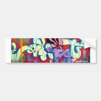 Grafites Adesivo Para Carro