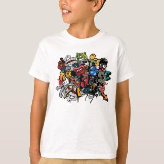 Grafites Camiseta