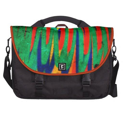 Grafites coloridos maletas para notebooks