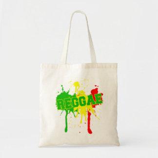 Grafites da música do homem do rasta da reggae de  bolsa para compra