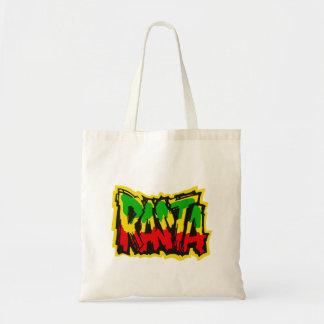 Grafites da reggae de Rasta Sacola Tote Budget