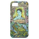 Grafites de Frida Kahlo Capas Para iPhone 5