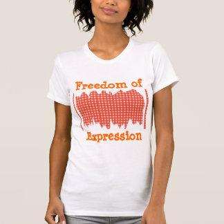 GRAFITES de KOOLshades:  Liberdade de expressão Tshirt