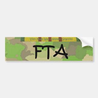 Grafites do capacete - FTA Adesivo