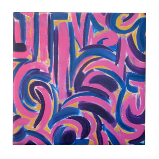 Grafites do grego clássico - arte abstracta