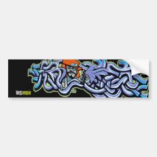 grafites do kose adesivo para carro