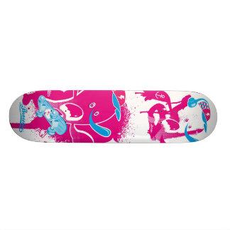 grafites shape de skate 18,1cm