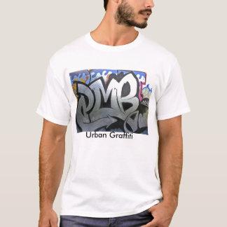 Grafites urbanos camiseta