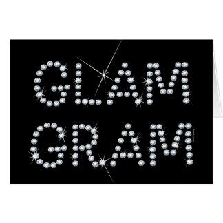Grama Glam Cartoes