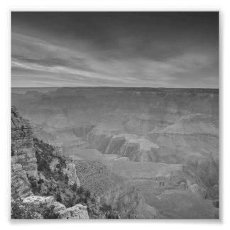 Grand Canyon 5 de B&W Impressão De Foto