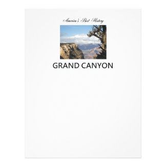Grand Canyon de ABH Modelo De Panfletos