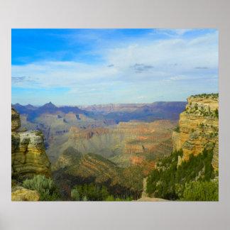 Grand Canyon magnífico Poster