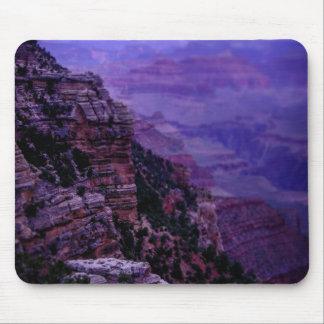 Grand Canyon roxo Mousepad