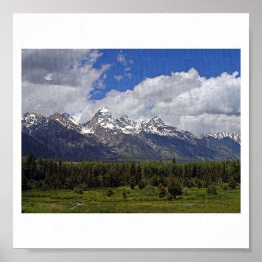 grand-teton-national-park_ pôsteres
