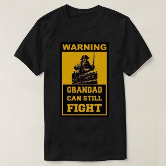GRANDAD DE EX-MILITARY T-SHIRT