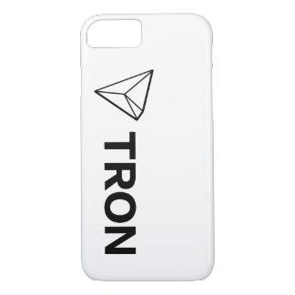 Grande branco da capa de telefone de TRON TRX