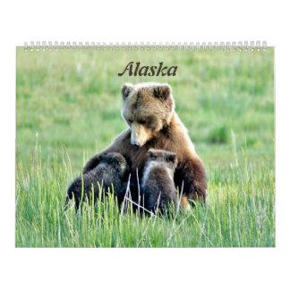 Grande calendário de Alaska