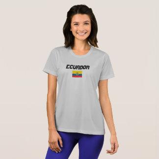 Grande camisa de vista de Equador