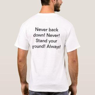Grande camisa - estado de tempo da origem!