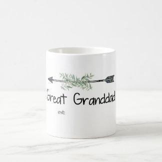 Grande caneca do avô