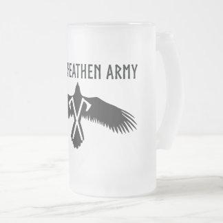 Grande caneca selvagem do exército |