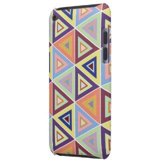 grande capa do ipod touch triangular do azulejo do