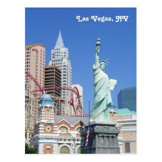 Grande cartão de Las Vegas!