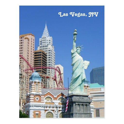 Grande cartão de Las Vegas! Cartões Postais