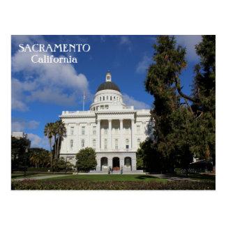 Grande cartão de Sacramento!
