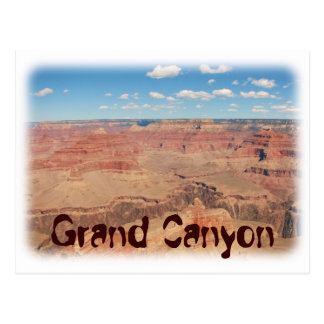 Grande cartão do Grand Canyon!