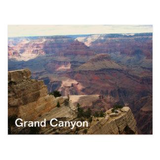 Grande cartão do Grand Canyon!