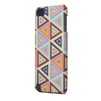grande caso triangular do ipod touch 5g do azulejo capa para iPod touch 5G