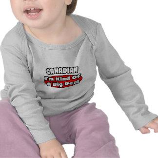 Grande coisa do canadense… tshirts