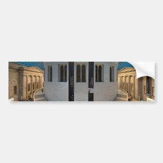 Grande corte de British Museum em Londres, Reino Adesivo Para Carro