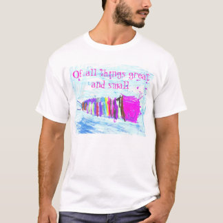 Grande e T pequeno Camiseta