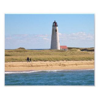 Grande impressão da foto das MÃES de Nantucket do